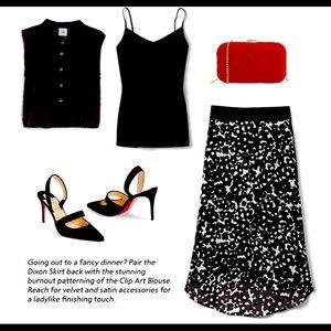 Cabi Dixon Skirt